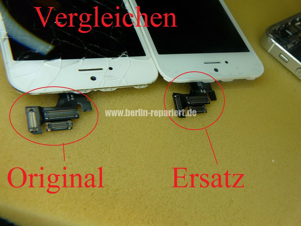 iPhone 5, Display Defekt (10)
