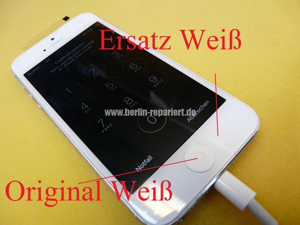 iPhone 5, Display Defekt (13)