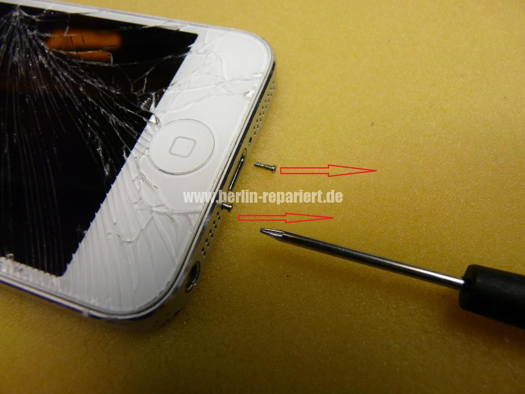 iPhone 5, Display Defekt (2)