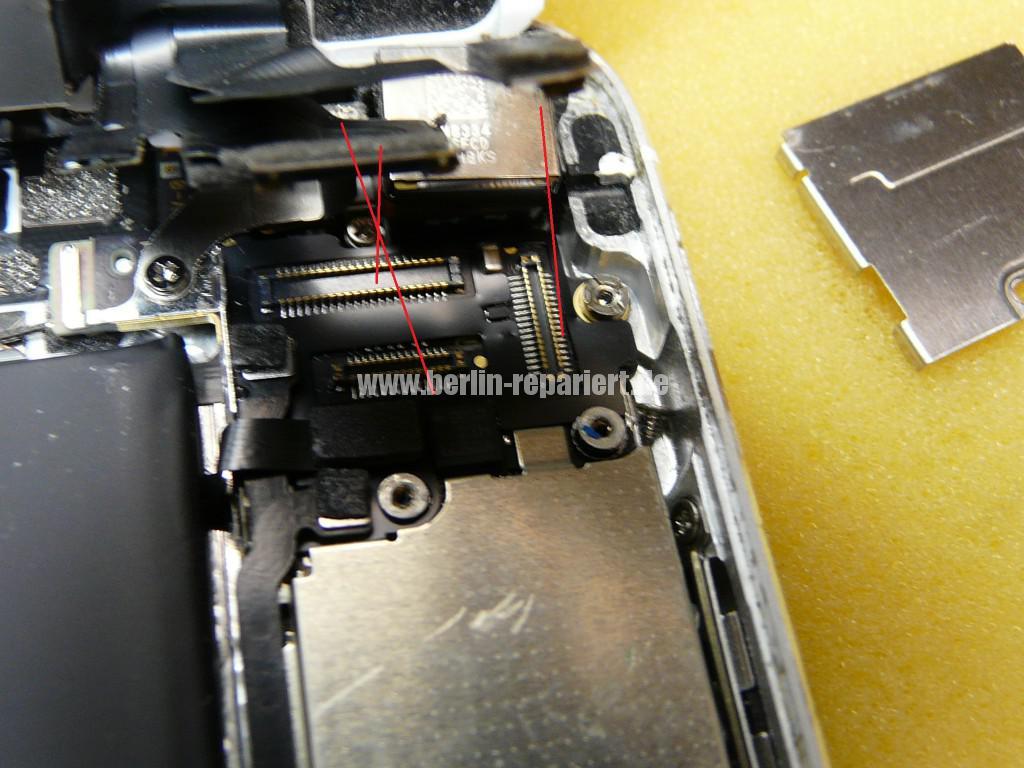 iPhone 5, Display Defekt (8)