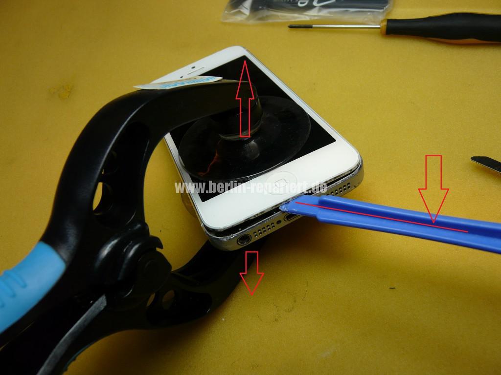 iPhone 5 keine Funktion, Lädt nicht mehr (3)