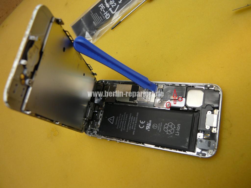 iPhone 5 keine Funktion, Lädt nicht mehr (4)