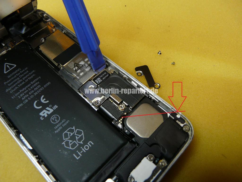 iPhone 5 keine Funktion, Lädt nicht mehr (5)