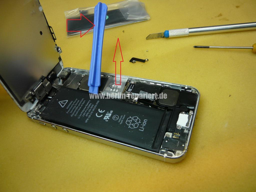 iPhone 5 keine Funktion, Lädt nicht mehr (6)