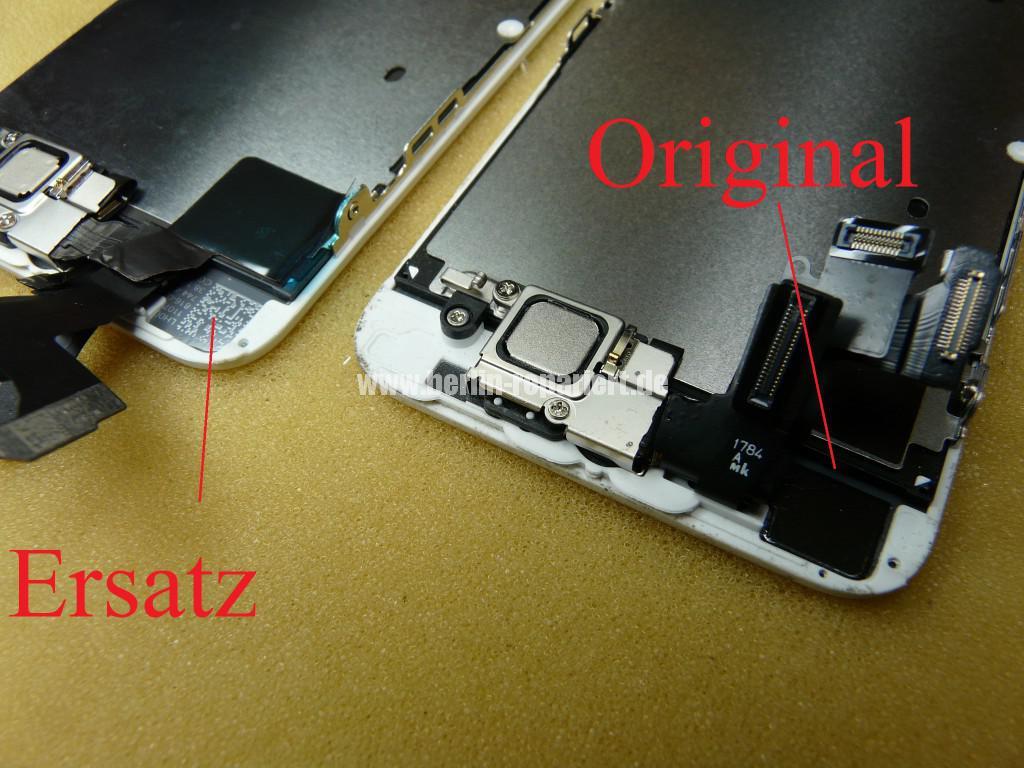 iPhone 5s Display Defekt (14)
