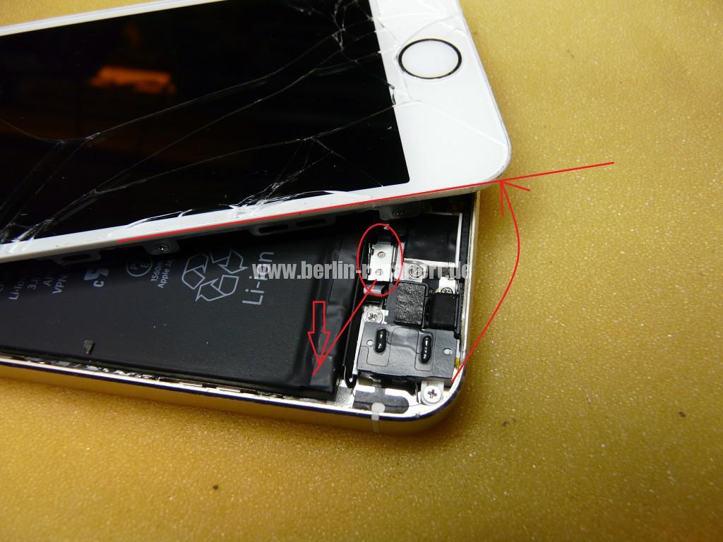 iPhone 5s Display Defekt (5)