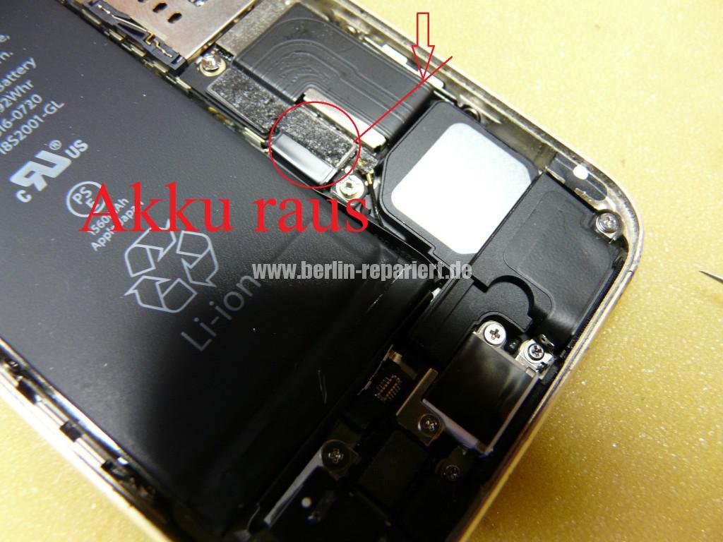 iPhone 5s Display Defekt (8)