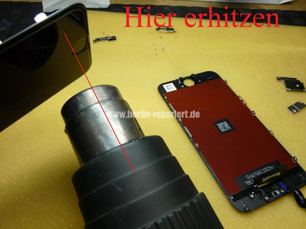 iPhone 6 Display Defekt, Reparieren (13)