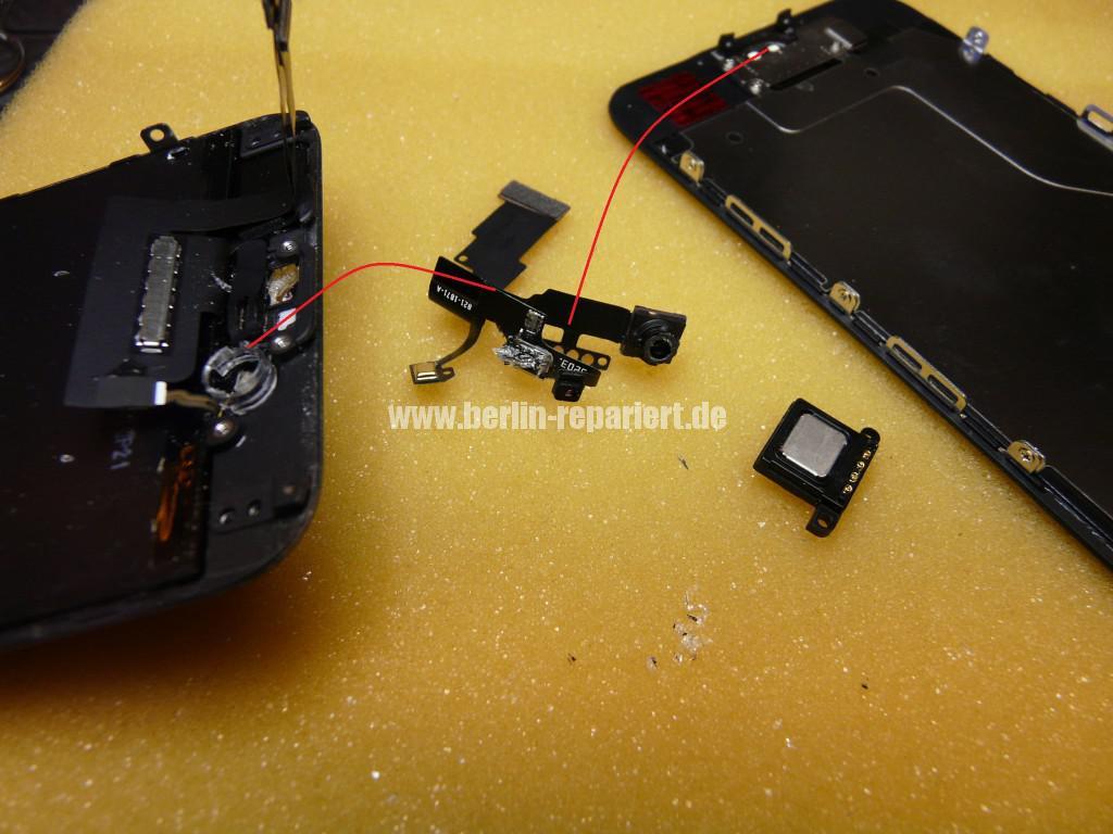 iPhone 6 Display Defekt, Reparieren (14)