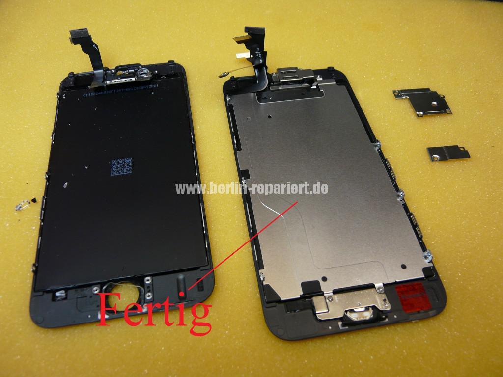 iPhone 6 Display Defekt, Reparieren (15)