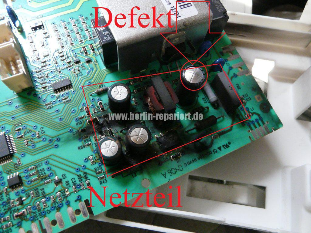 AEG LAvamat 6420, keine Funktion (6)