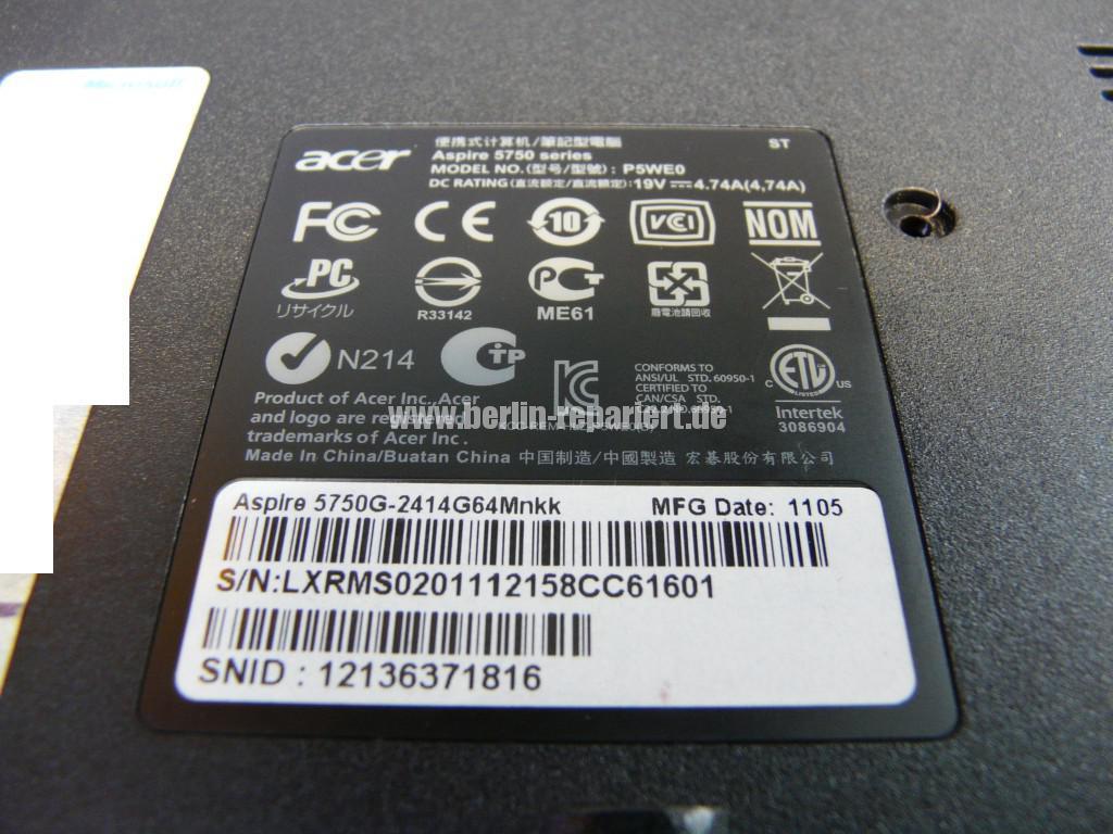 Acer Aspire 5750G, geht schwer an (11)