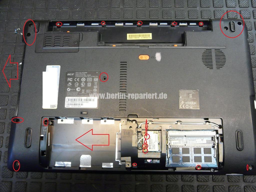 Acer Aspire 5750G, geht schwer an (2)