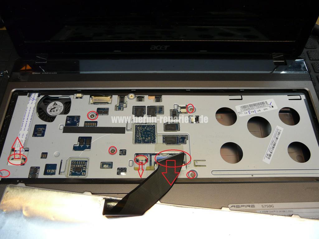 Acer Aspire 5750G, geht schwer an (3)