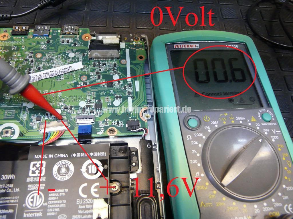Acer Qualität E3-112 Akku Defekt (5)