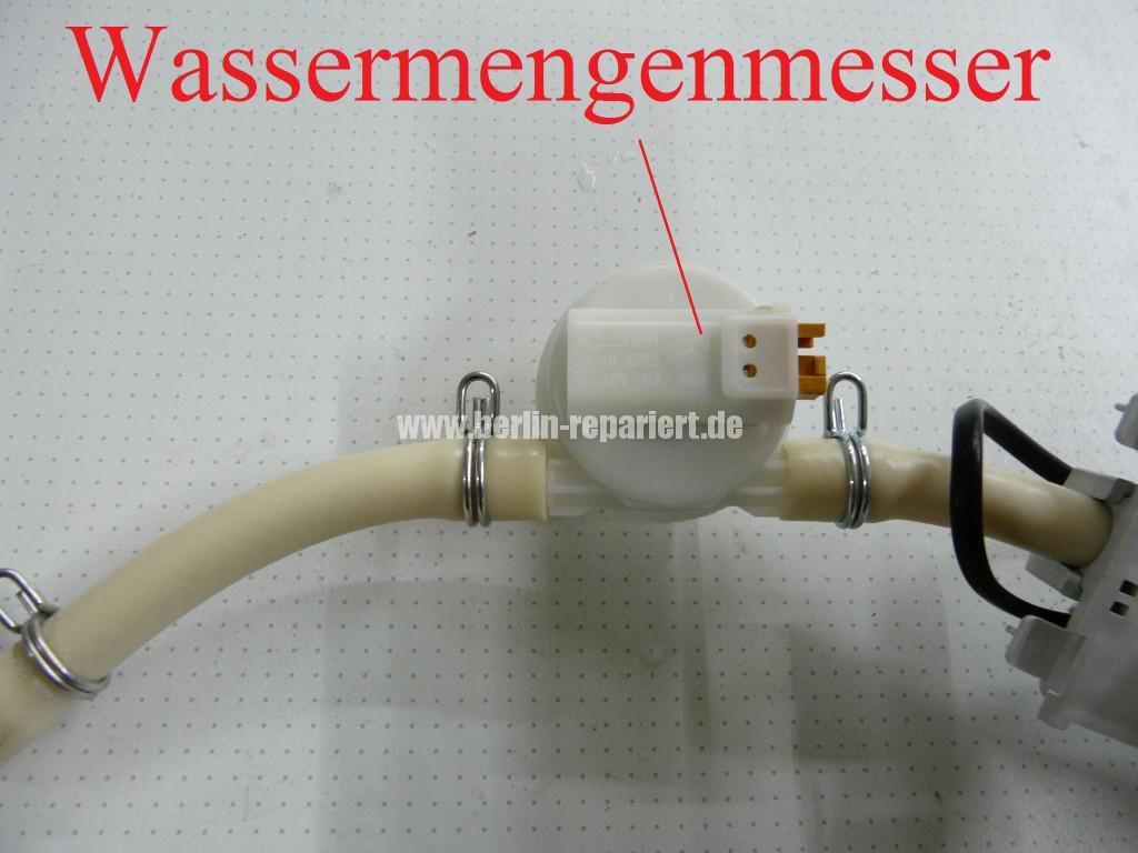 Bosch Siemens Neff Constructa Geschirrspüler, hört nicht auf Wasser zu ziehen (3)