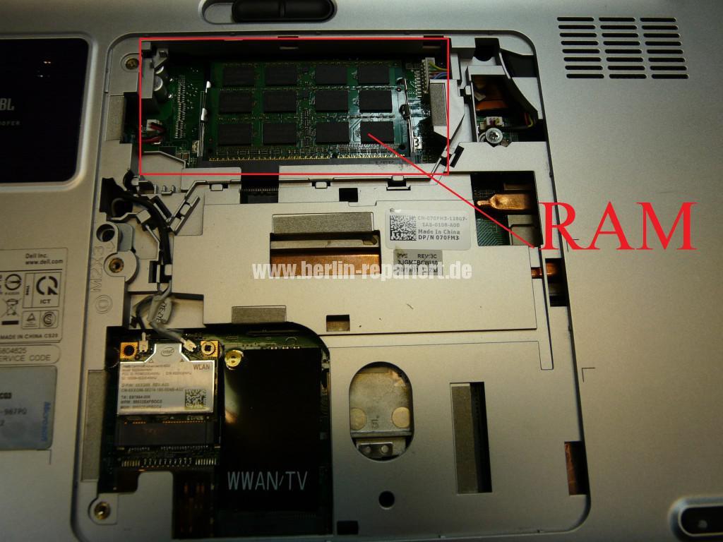 Dell XPS P11F, hängt beim booten (2)