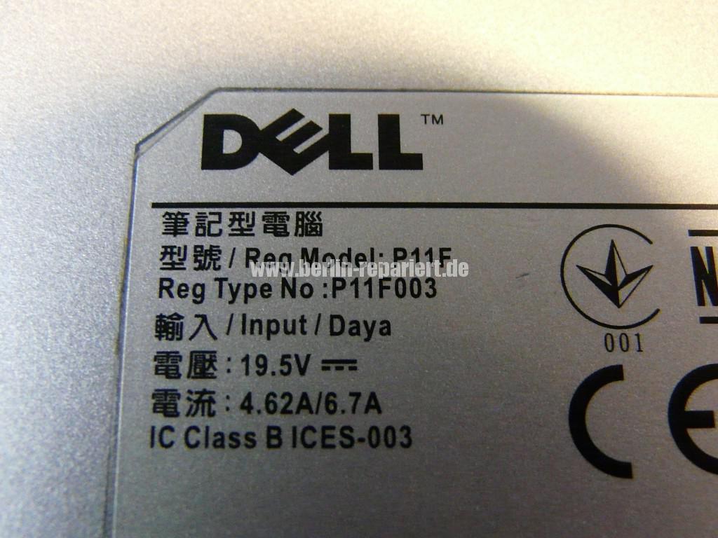 Dell XPS P11F, hängt beim booten (3)
