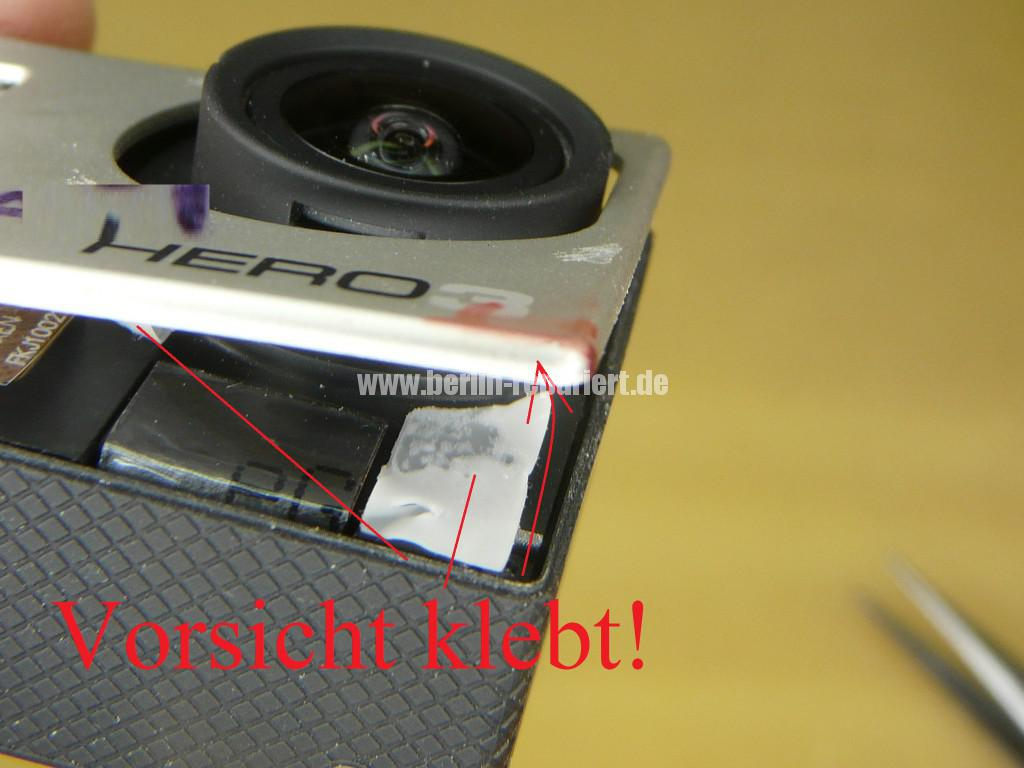GoPro Hero 3, USB Defekt (3)