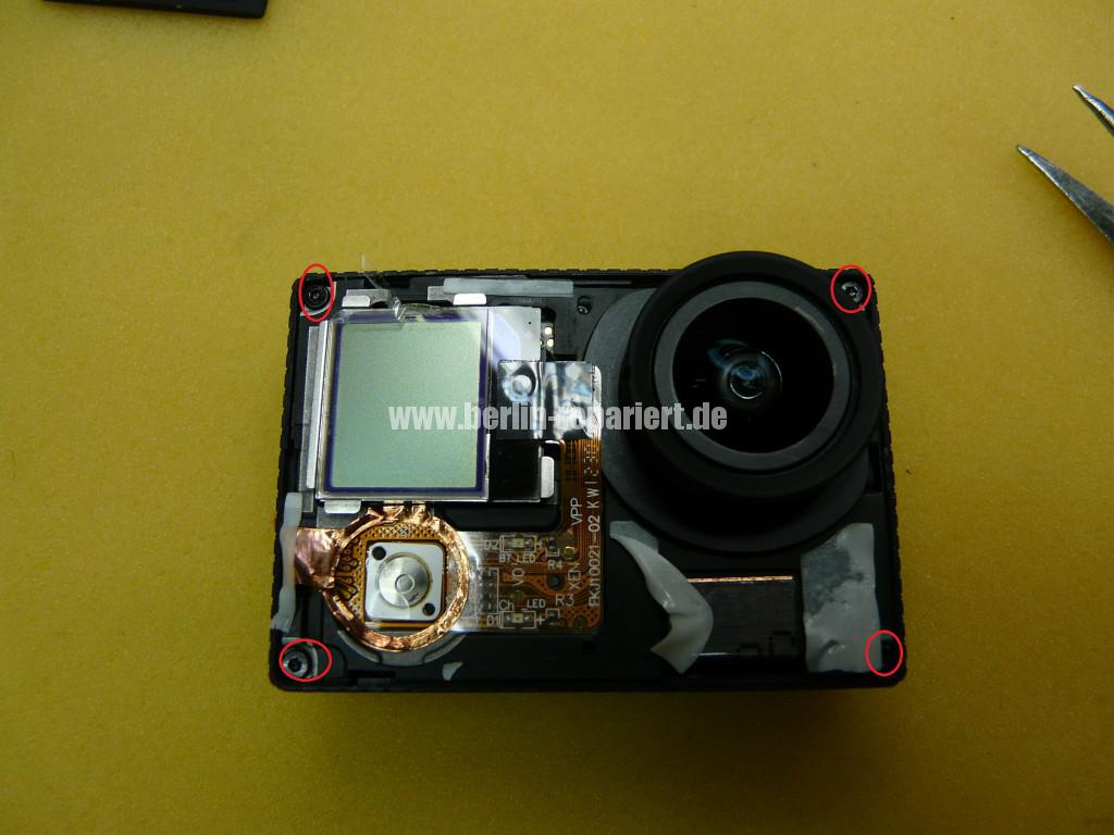 GoPro Hero 3, USB Defekt (4)