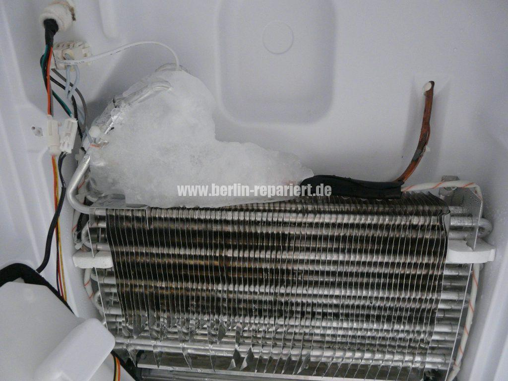Haier CFL 633, von wegen No Frost, Kühlfach kühlt nicht (8)