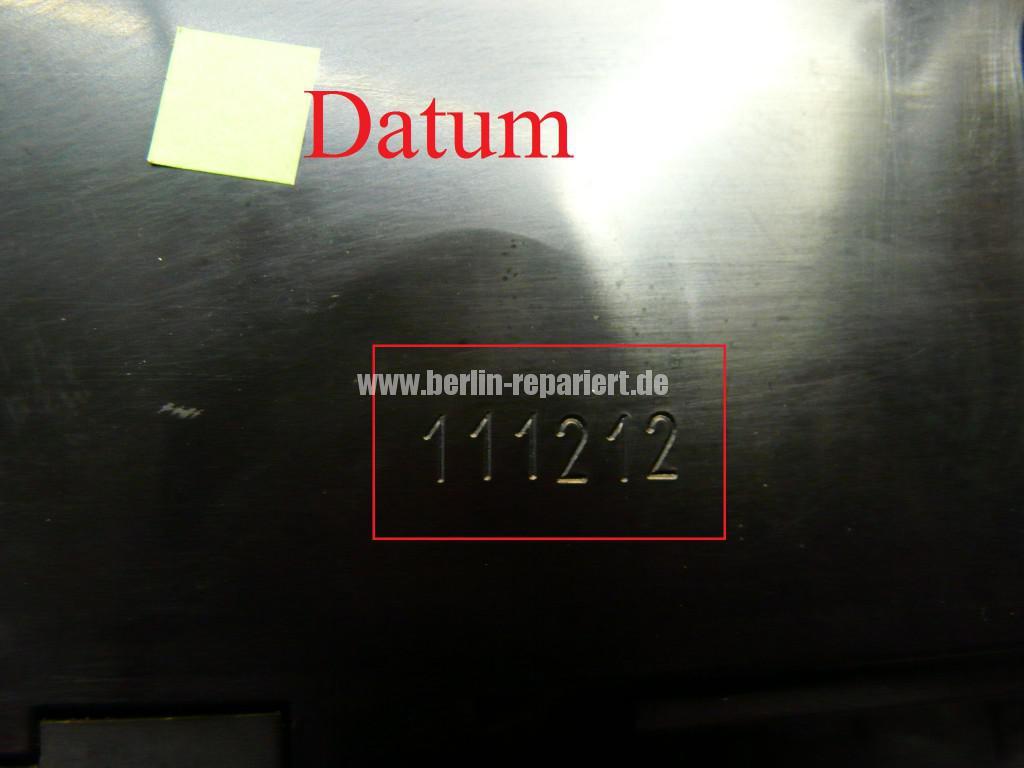 Lenovo T410 Fan Error