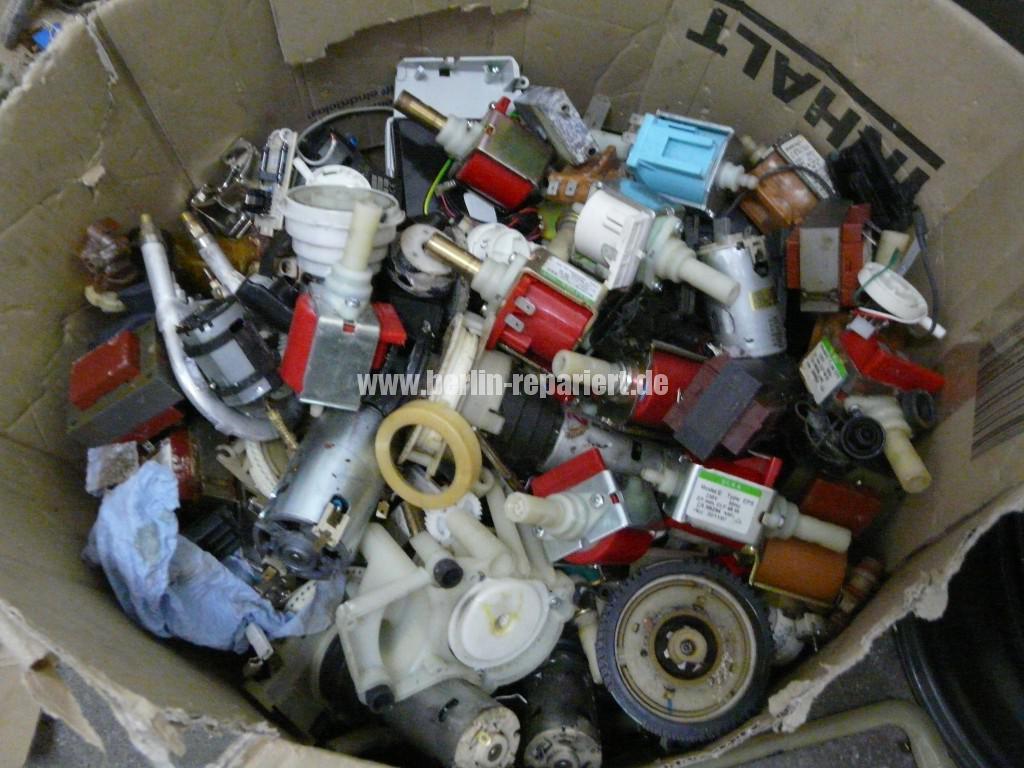 Kaffeemaschinen Ersatzteile Elektroschrott (4)