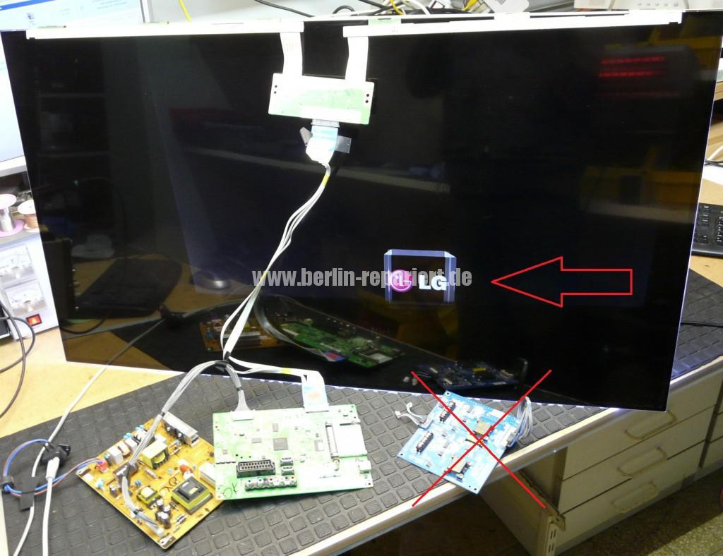 LCD TV als Kunst Objekt (2)