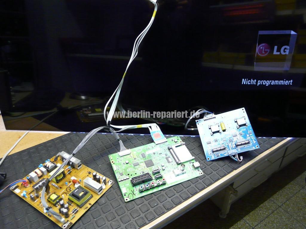 LCD TV als Kunst Objekt (4)