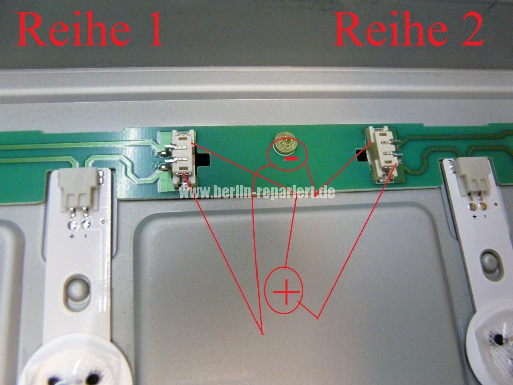 LG Qualität Display LC420DUN, LED Defekt (1)