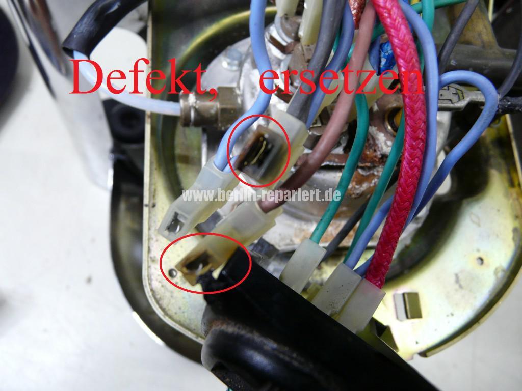 LaPavoni Schalter Defekt (3)