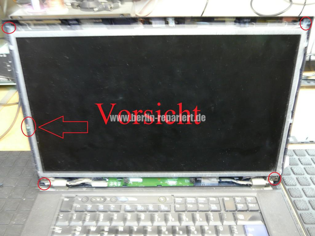 Lenovo T510 Display Defekt (3)