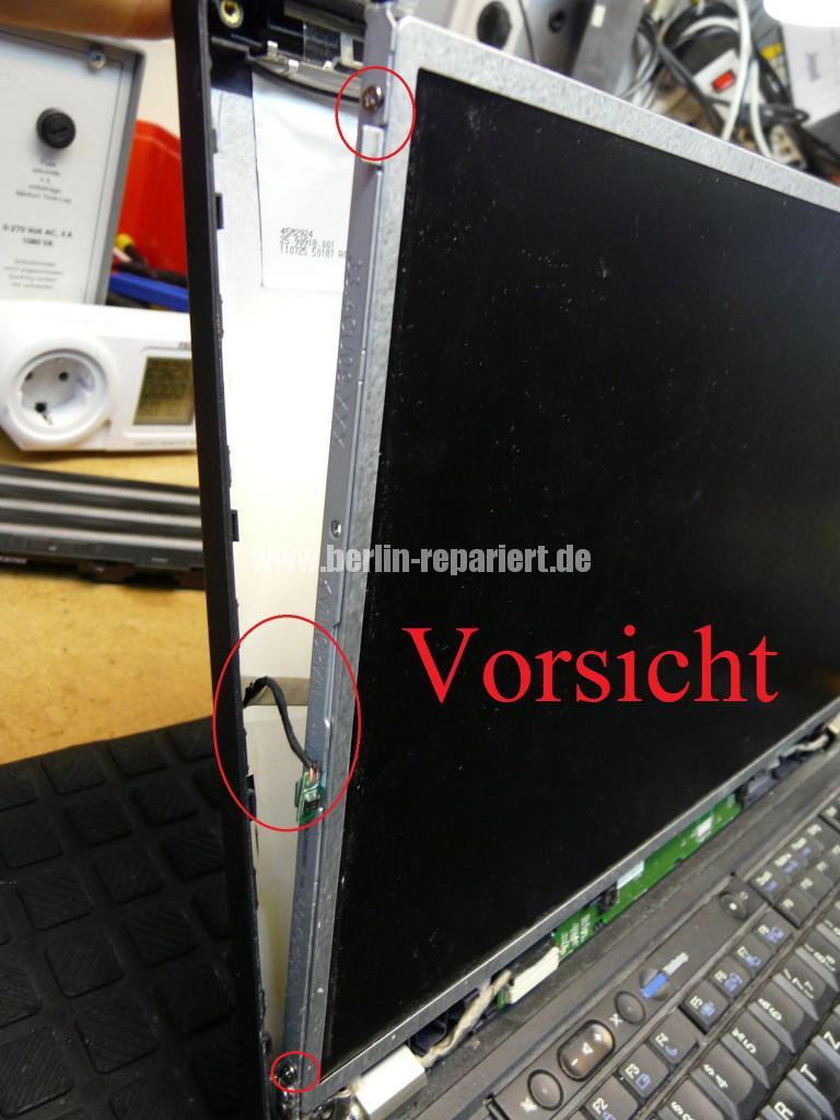 Lenovo T510 Display Defekt (5)