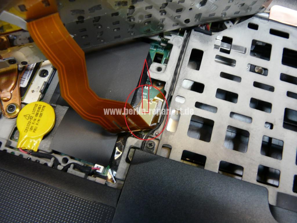 Lenovo ThinkPad T410, Fan Error (6)