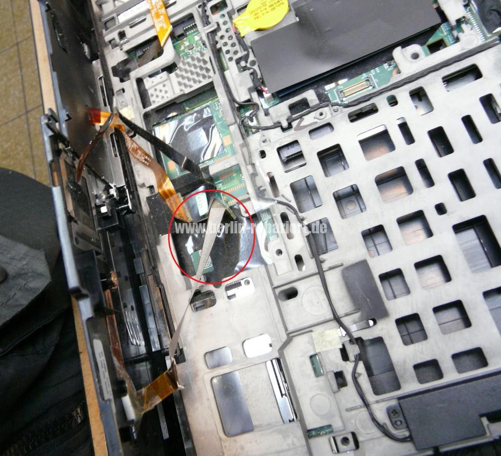 Lenovo ThinkPad T410, Fan Error (8)
