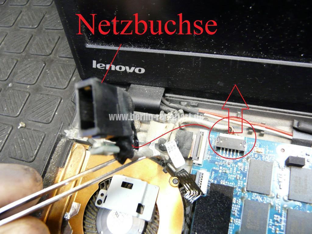 Lenovo Thinkpad X1 Carbon, Netzbuchse defekt (10)