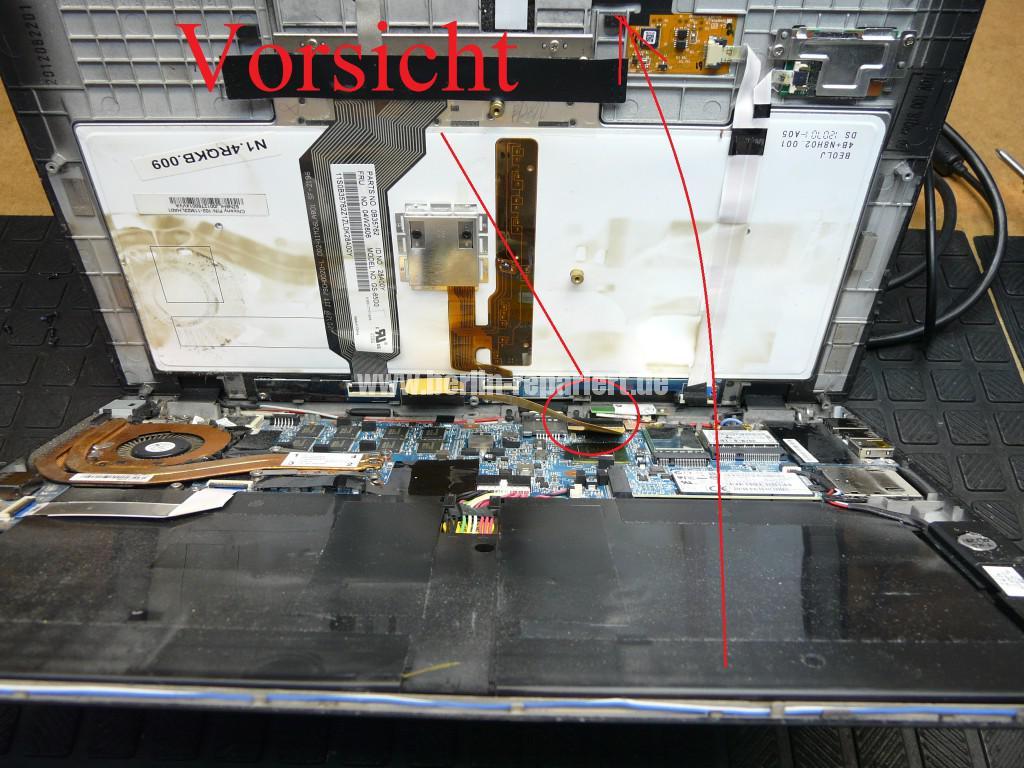 Lenovo Thinkpad X1 Carbon, Netzbuchse defekt (6)