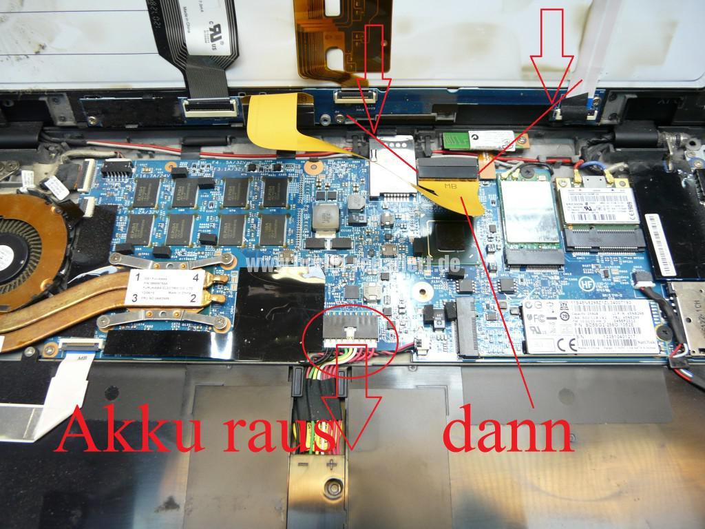 Lenovo Thinkpad X1 Carbon, Netzbuchse defekt (7)