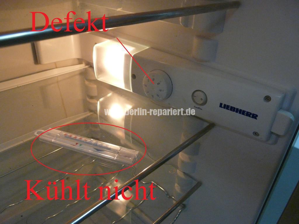 kühlschrank kühlt nicht richtig