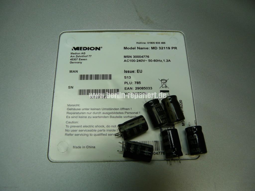 Medion MD 32119, keine Funktion (12)