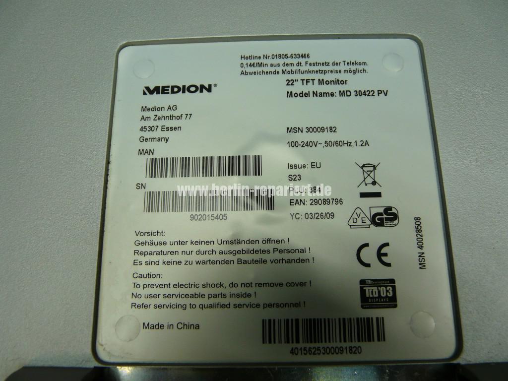 Medion MD30422, keine Funktion (12)