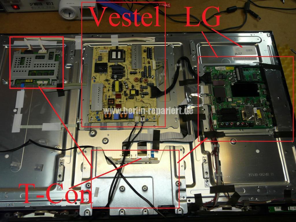 Medion MD30580, kein Bild nur Ton (4)