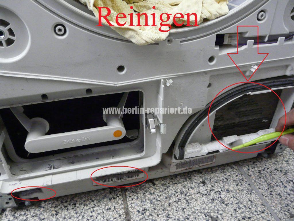 Trockner Reinigen : Miele edition 111 t8861 trocknet nicht richtig u2013 leon´s blog