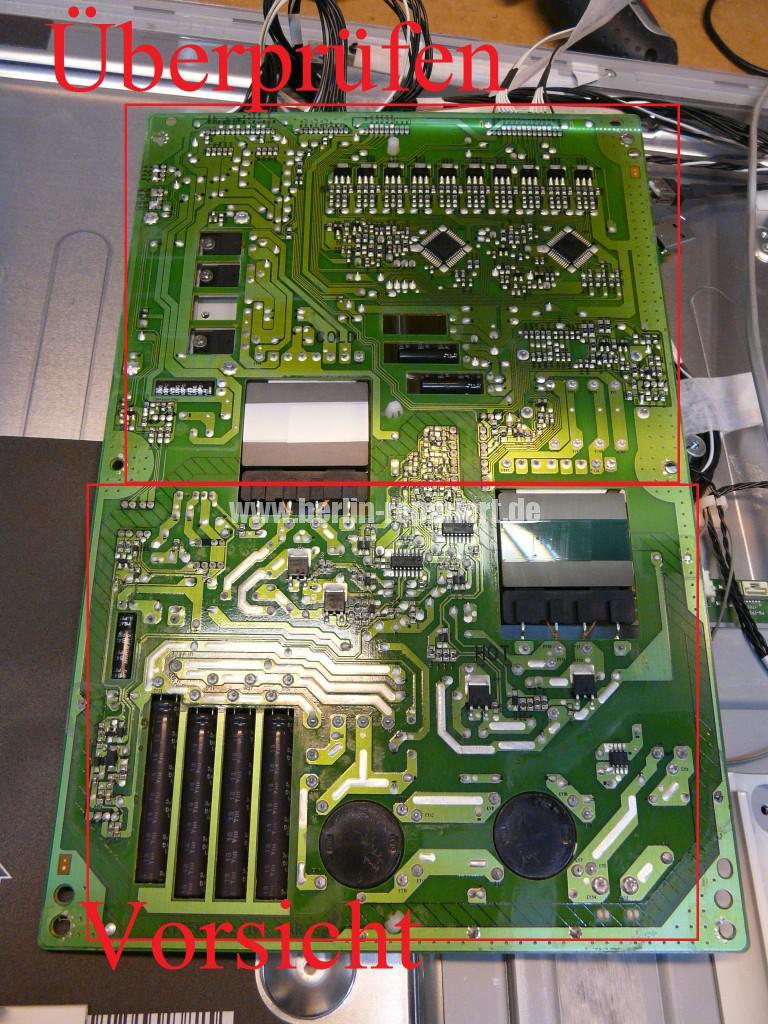 Philips 37PFL9606K02, geht an Logo kommt dann geht aus (5)