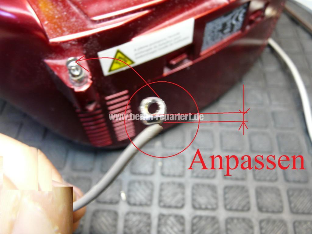 Radio CD Kass, CD Fach geht nicht auf, Antenne kaputt (10)