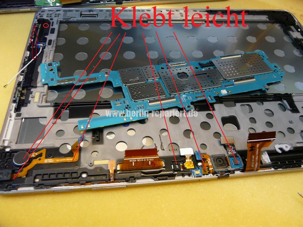 Samsung Galaxy Note Pro, Display Tauschen (5)
