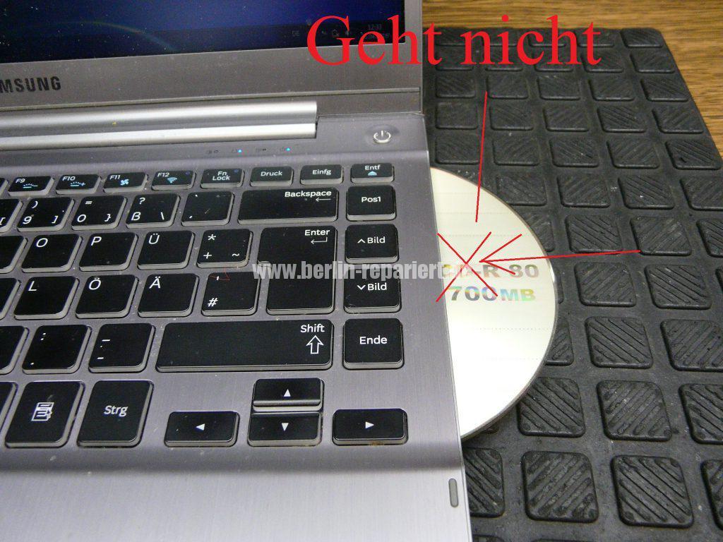 Samsung NP700Z3A, DVD Laufwerk defekt (2)