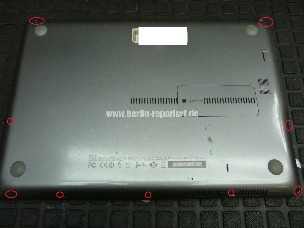Samsung NP700Z3A, DVD Laufwerk defekt (3)