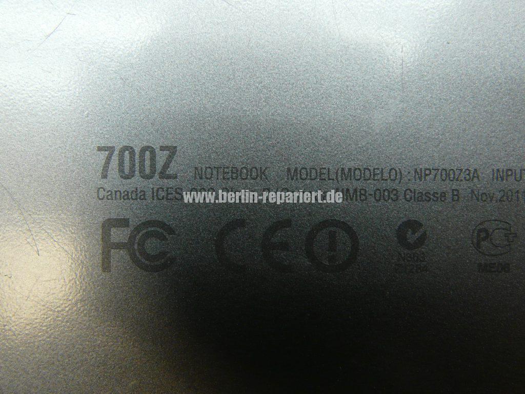 Samsung NP700Z3A, DVD Laufwerk defekt (7)