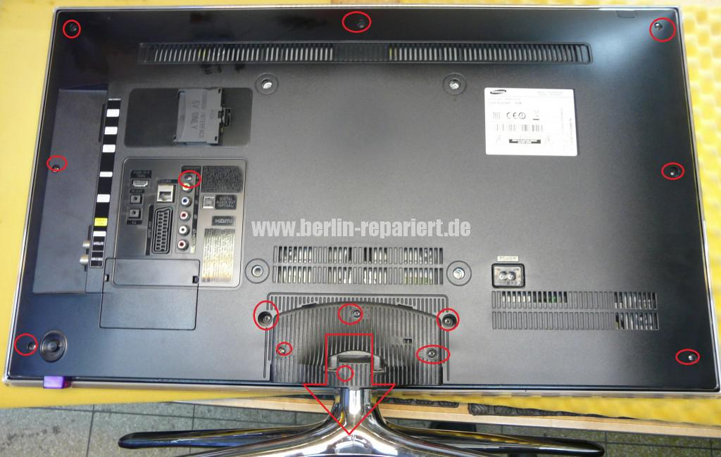 Samsung Qualität UE32F6270 kein Bild (4)